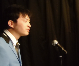 【お笑いイベント演出】うすくら屋 シュースケさん